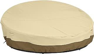 Classic Accessories Veranda Round Day Bed Cover, Medium/Large