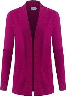 Best womens purple cardigan sweater Reviews
