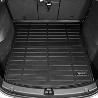 Findway Black F658 Style 3D Cargo Liner//Rear Trunk Liner Mat for 2013-2019 Ford Escape Ship from Canada 1-Year Warranty