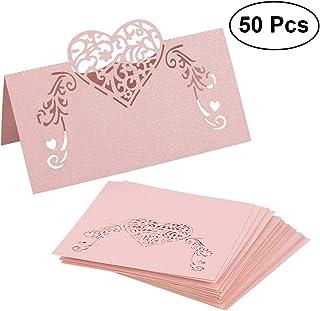 Cartoncini Segnaposto Matrimonio Da Stampare.Amazon It Cartoncini Segnaposto Articoli Per Feste E Compleanni