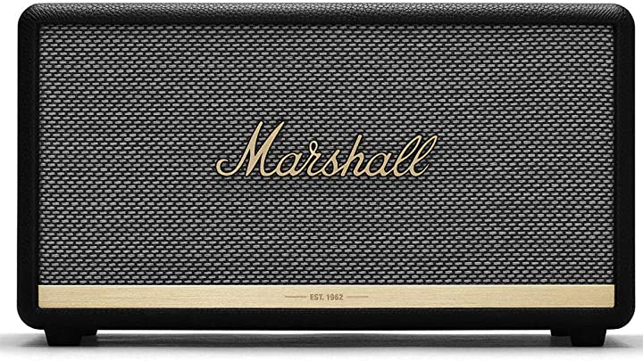 Marshall - speaker stanmore ii bluetooth, nero 1002485