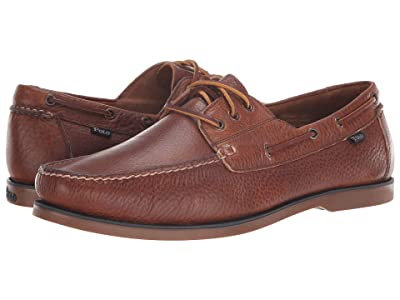 Polo Ralph Lauren Bienne (Tan Oiled Tumbled Leather) Men