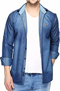 Fasnoya Lafantar Men's Slim Fit Casual Shirt