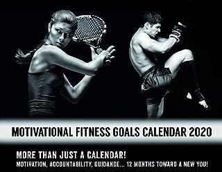 Best fitness inspiration calendar Reviews