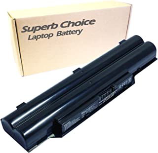 Superb Choice Battery Compatible with FUJITSU LifeBook AH532