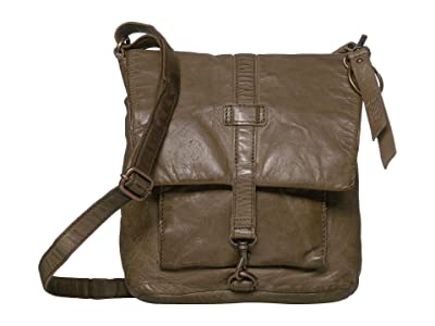 FRYE AND CO. Rubie Crossbody (Olive) Cross Body Handbags