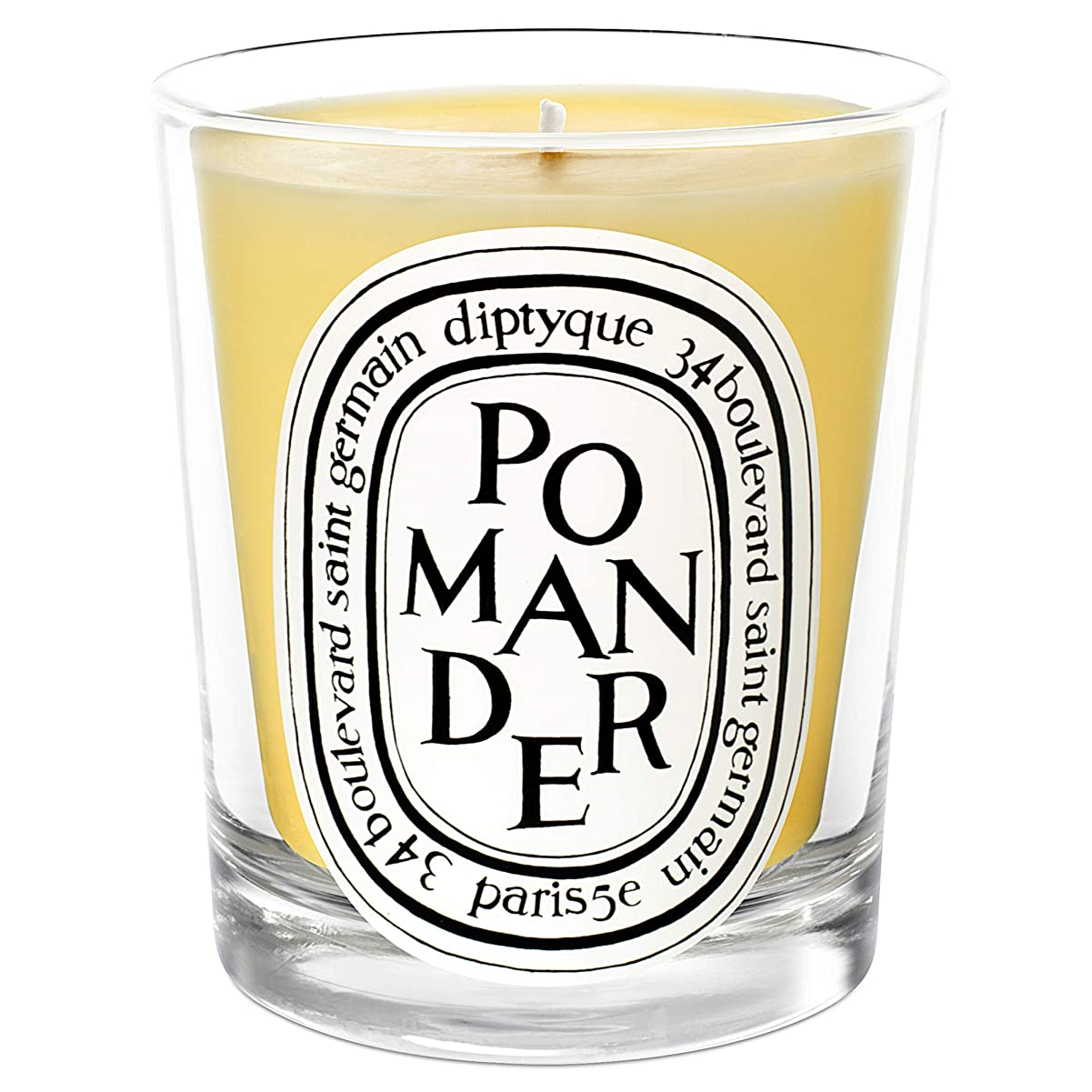 間接的宇宙の直接[Diptyque] DiptyqueのPomander香りのキャンドル190グラム - Diptyque Pomander Scented Candle 190g [並行輸入品]