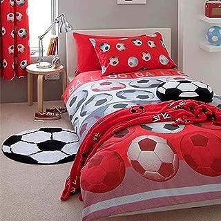 Bambini Calcio Biancheria Da Letto FOOTBALL FC Barcelona Bambino Biancheria da letto 100 x 135 cm