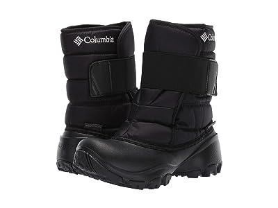 Columbia Kids Rope Towtm Kruser 2 (Toddler/Little Kid/Big Kid) (Black/Columbia Grey) Boys Shoes