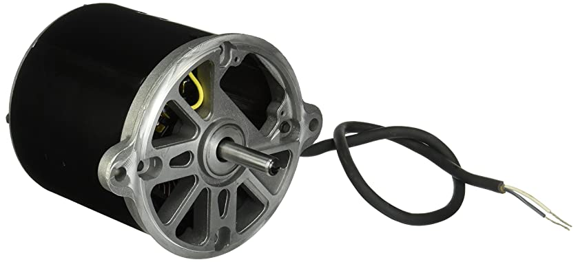 Marathon O100 48M Frame Open Drip Proof 48S34S361 Oil Burner Motor, 1/7 hp, 3450 RPM, 115 VAC, 1 Split Phase, 1 Speed, Sleeve Bearing, Flange Mount