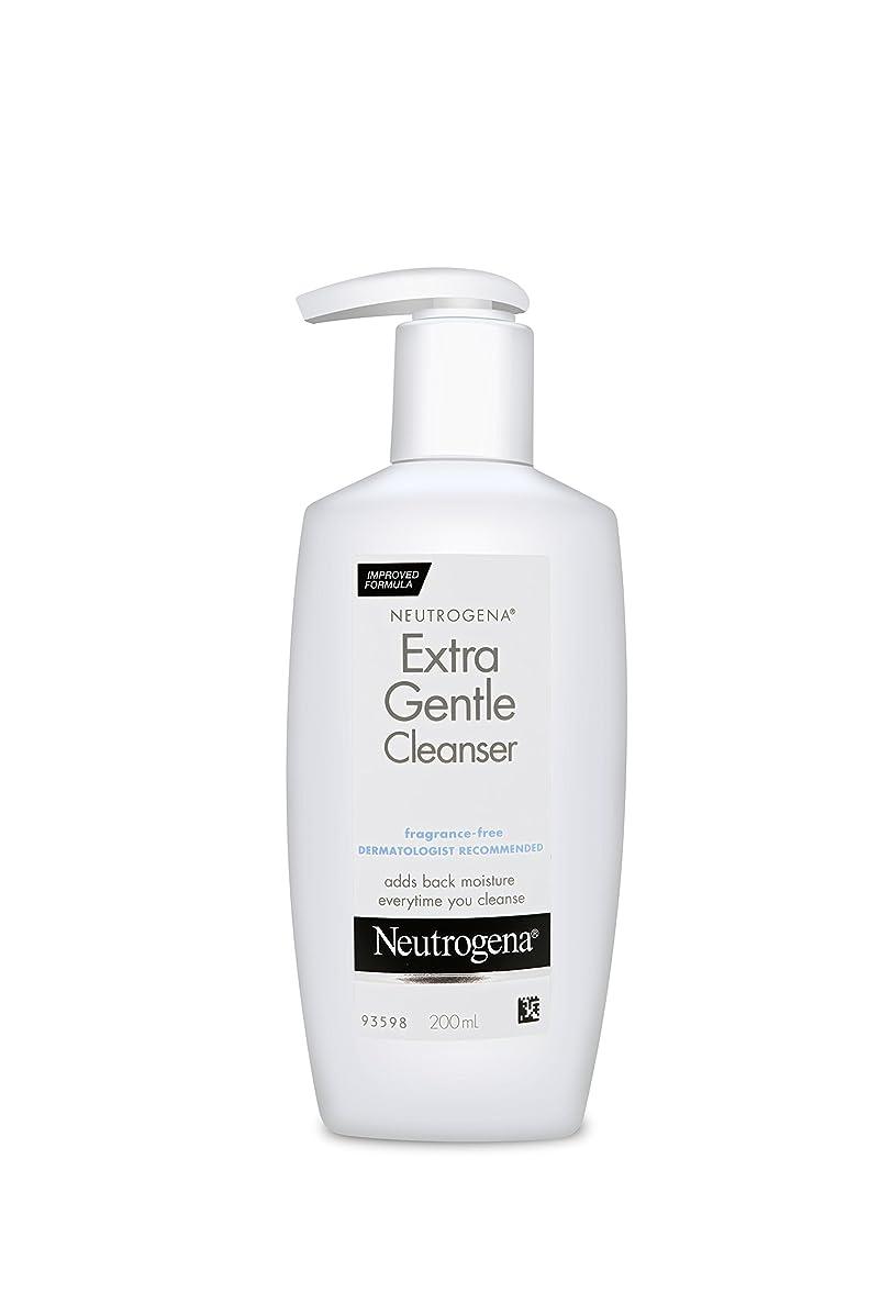 パントリー瞬時に旅Neutrogena Extra Gentle Cleanser 200 ml (並行輸入品)