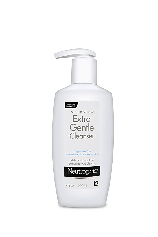 農村トリプル困惑するNeutrogena Extra Gentle Cleanser 200 ml (並行輸入品)