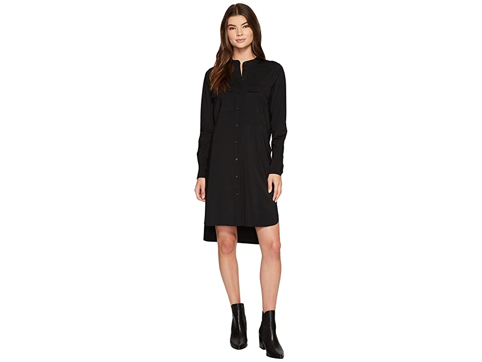 Lysse Archie Shirtdress (Black) Women