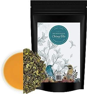 Decaffeinated Oolong Tea Loose Leaf, Great For Hot Brew, Iced Or Kombucha Tea | Organic Loose Leaf Decaf Oolong Tea Leaves...