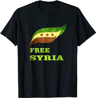 Best free syria shirt Reviews