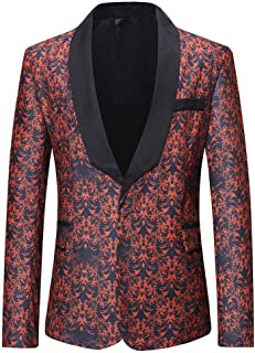 New Printed Men Fashion Dashiki Cardigan Jacket Long Sleeve Printed Coat