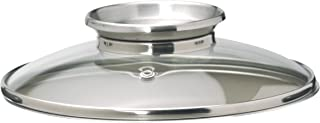 Pensofal 07PEN9362 Glass Cookware Lid with Stainless Steel Aroma Knob, 7-3/4-Inch