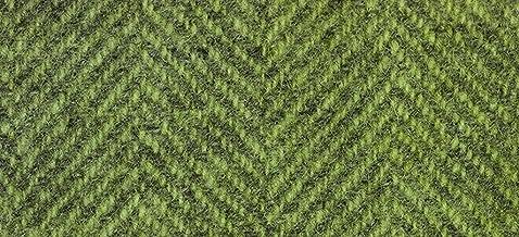 "product image for Weeks Dye Works Wool Fat Quarter Herringbone Fabric, 16"" by 26"", Meadow"