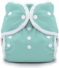 Thirsties Duo Wrap Cloth Diaper Cover- Snap - Aqua - Size 2