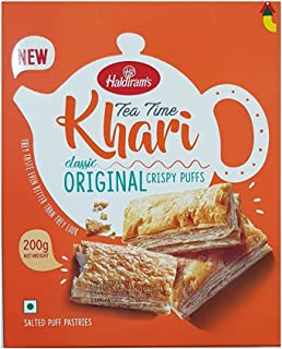 Haldirams Tea Time Khari Original, 200gm