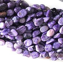 Natural Charoite Hexagon Shape Gemstone Cabochon Flat Back Loose Gemstone 10  Pieces Lot Purple Charoite Gemstone Cabochon