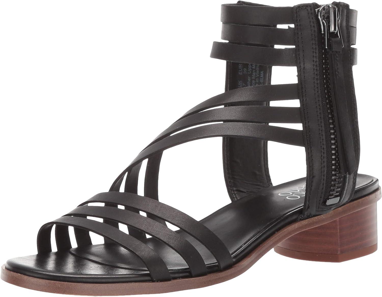 Franco Franco Franco Sarto kvinnor Elma Heeled Sandal  exportutlopp