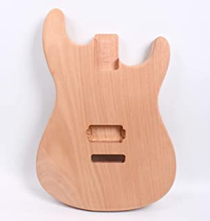 Best stratocaster unfinished body Reviews