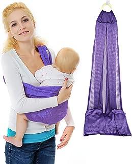 Xcellent Global Fular Portabebés Portador de Bebé Todo