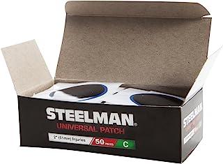 Steelman JSRG8 2-Inch Universal Tire Repair Radial Patch, Box of 50