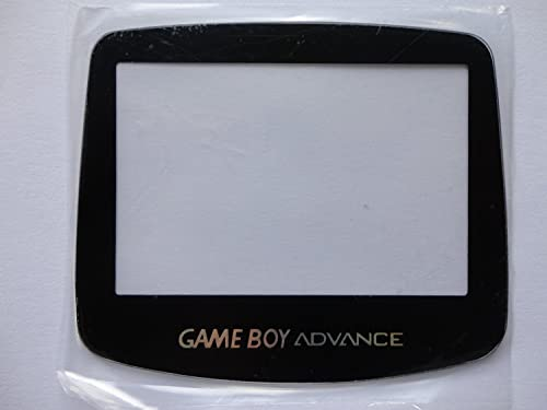 Glass Screen Lens Panel for Game Boy Advance GBA System Replacement Screen Protection