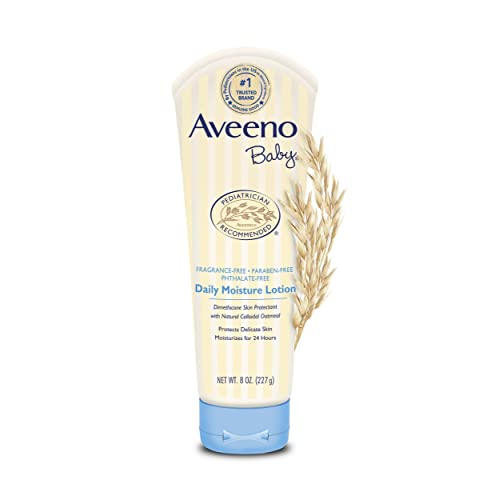 Aveeno Baby Daily Moisturising Lotion for Delicate Skin (227g)