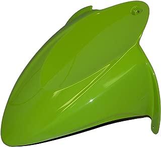 Yana Shiki HUGSZX100810LG Lime Green ABS Plastic Rear Tire Hugger for Kawasaki ZX-10R
