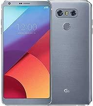 LG G6 H871 32GB AT&T GSM Unlocked Android Phone - Ice Platinum