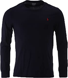 Polo Ralph Lauren Mens Classic Fit Long Sleeves T-Shirt