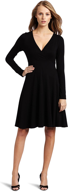 Karen Kane Women's Wrap top Dress