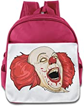 XJBD Custom Superb Clown Kids School Bag For 1-6 Years Old RoyalBlue