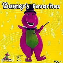 barney music cd