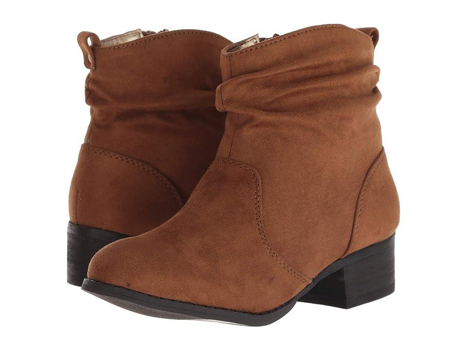 Steve Madden Kids Jcountry (Little Kid/Big Kid) (Cognac) Girls Shoes