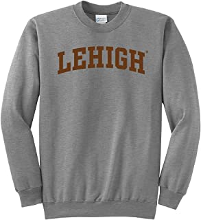lehigh crew neck sweatshirt