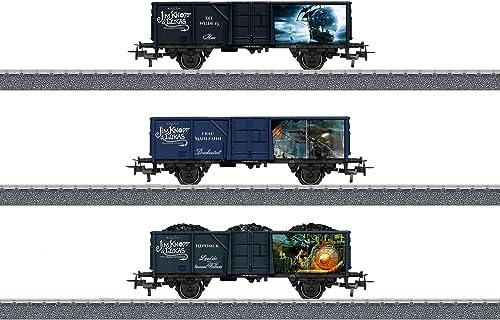 más orden Märklin 44817 Vagón Parte y Accesorio Accesorio Accesorio de juguet ferroviario - Partes y Accesorios de Juguetes ferroviarios (Vagón,, 3 Pieza(s), HO (1 87), 3 Pieza(s))  Entrega directa y rápida de fábrica
