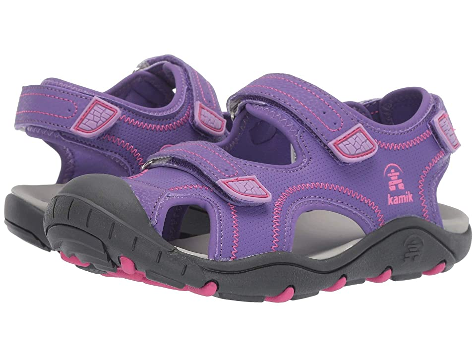 Kamik Kids Seaturtle 2 (Toddler/Little Kid/Big Kid) (Purple) Girl