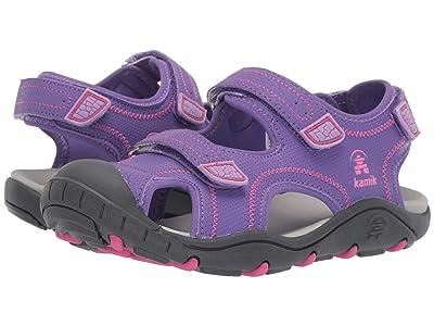 Kamik Kids Seaturtle 2 (Toddler/Little Kid/Big Kid) (Purple) Girl