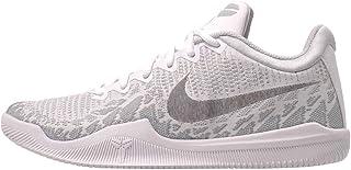 Nike Men's Mamba Rage, White/Black-Pure Platinum, 7.5 M US