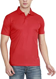 AWG - All Weather Gear Men's Dryfit Polyester Polo T-Shirt