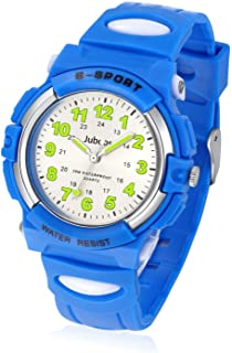 Kids Watch, Child Quartz Wristwatch with for Boys Kids...