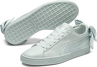 Puma Basket Bow Kadın Yeşil Spor Ayakkabı (367319-03)