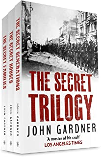 The Secret Trilogy: A time-spanning spy thriller box set
