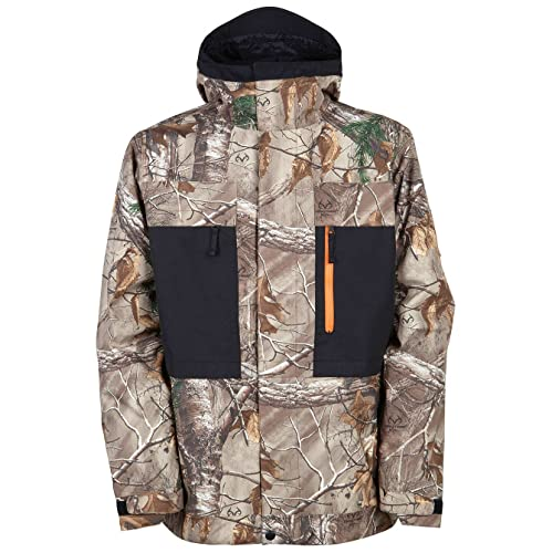 686 Authentic Smarty Form Real Tree Extra Camo Mens Snowboard Jacket