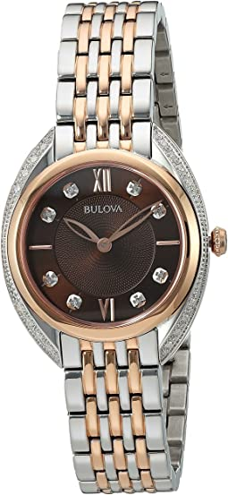 Bulova - Diamonds - 98R230