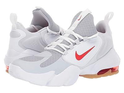 Nike Air Max Alpha Savage (Wolf Grey/Habanero Red/Pure Platinum) Men